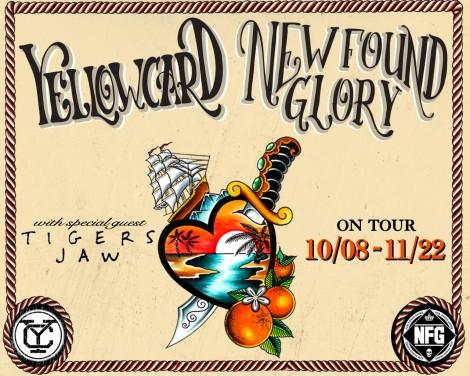 Yellowcard Tour Chicago